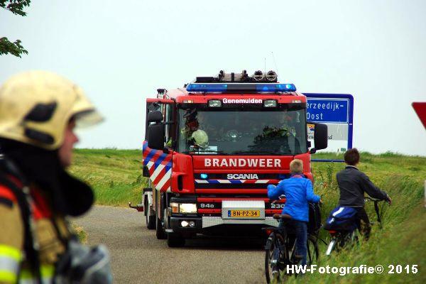Henry-Wallinga©-Vrachtautobrand-korenbeltweg-Genemuiden-04