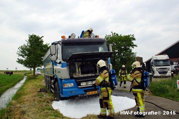 Henry-Wallinga©-Vrachtautobrand-korenbeltweg-Genemuiden-09