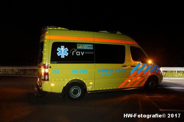 Henry-Wallinga©-Aanrijding-Auto-Koe-A28-Zwolle-06