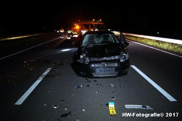 Henry-Wallinga©-Aanrijding-Auto-Koe-A28-Zwolle-07