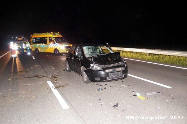 Henry-Wallinga©-Aanrijding-Auto-Koe-A28-Zwolle-11