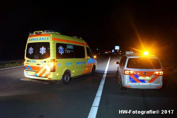 Henry-Wallinga©-Aanrijding-Auto-Koe-A28-Zwolle-14