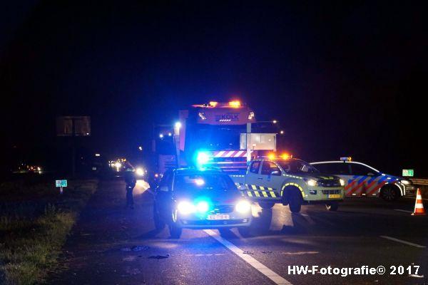 Henry-Wallinga©-Aanrijding-Auto-Koe-A28-Zwolle-16