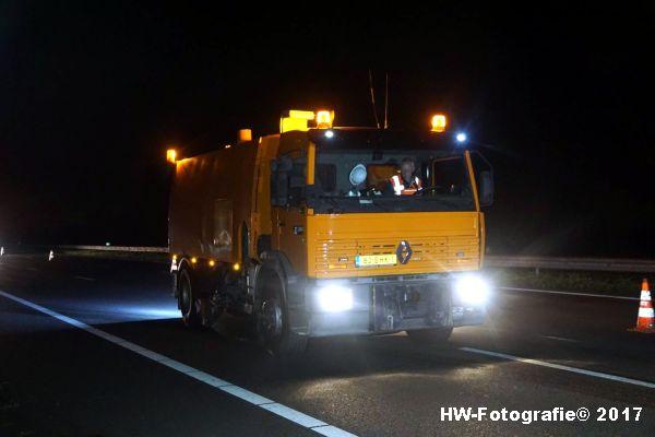 Henry-Wallinga©-Aanrijding-Auto-Koe-A28-Zwolle-17