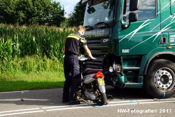Henry-Wallinga©-Ongeval-Gorterlaan-Scooter-Staphorst-17