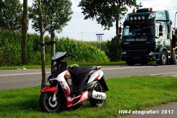 Henry-Wallinga©-Ongeval-Gorterlaan-Scooter-Staphorst-19