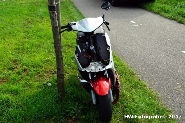 Henry-Wallinga©-Ongeval-Gorterlaan-Scooter-Staphorst-22