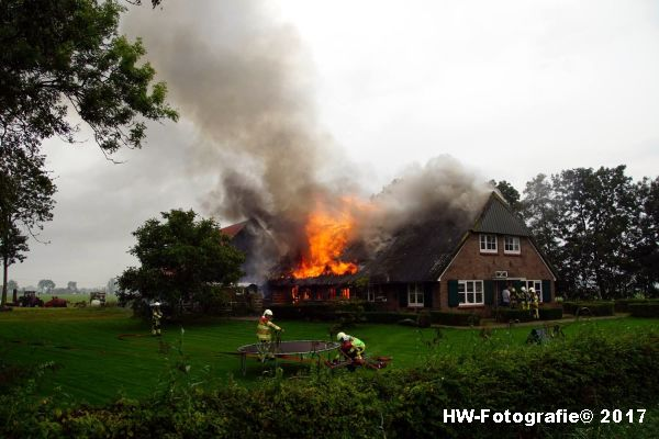 Henry-Wallinga©-Woningbrand-Rechterensweg-Staphorst-01