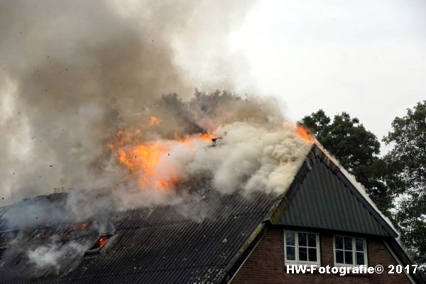 Henry-Wallinga©-Woningbrand-Rechterensweg-Staphorst-10