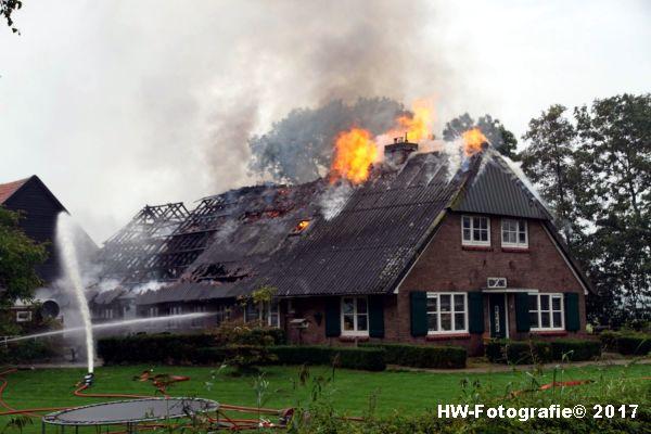Henry-Wallinga©-Woningbrand-Rechterensweg-Staphorst-11