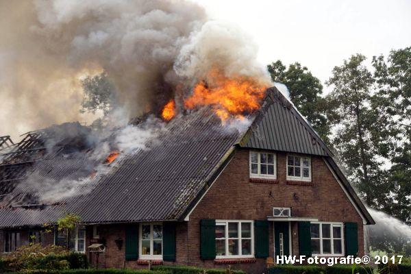 Henry-Wallinga©-Woningbrand-Rechterensweg-Staphorst-12