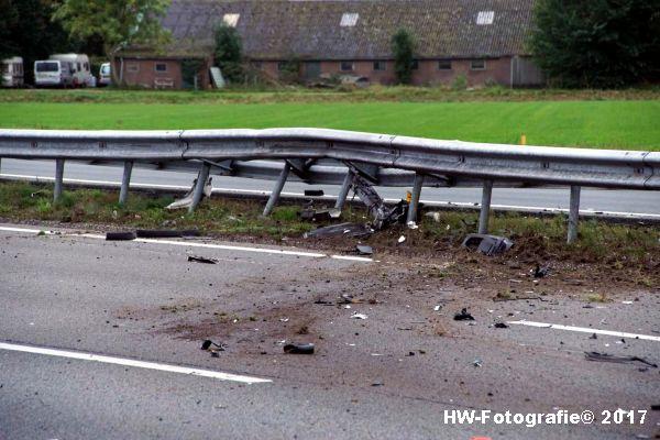 Henry-Wallinga©-Ongeval-Vangrail-A28-Zwolle-02
