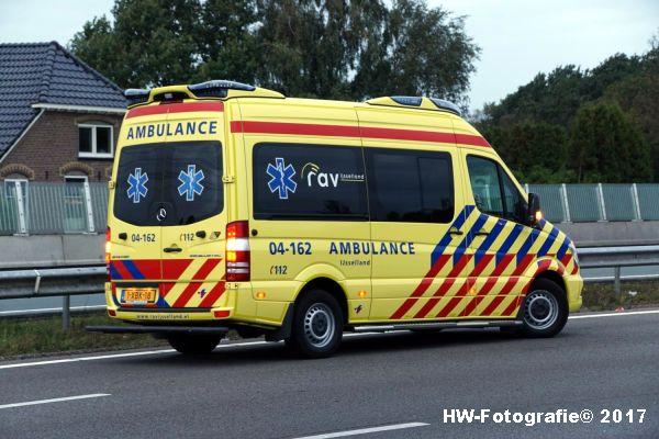 Henry-Wallinga©-Ongeval-Vangrail-A28-Zwolle-03