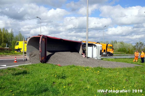Henry-Wallinga©-Ongeval-Rotonde-Meppel-01