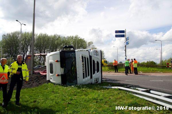 Henry-Wallinga©-Ongeval-Rotonde-Meppel-02
