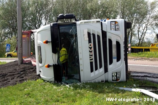 Henry-Wallinga©-Ongeval-Rotonde-Meppel-03