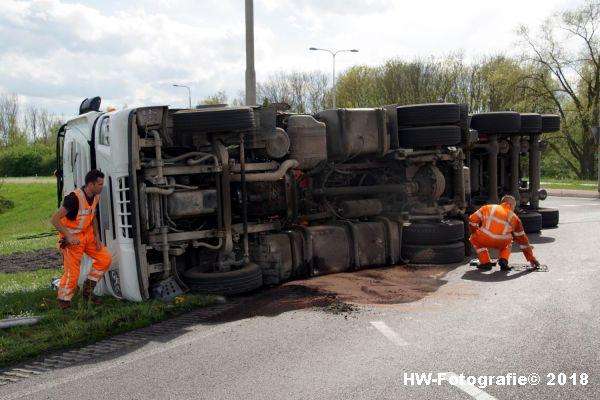 Henry-Wallinga©-Ongeval-Rotonde-Meppel-05
