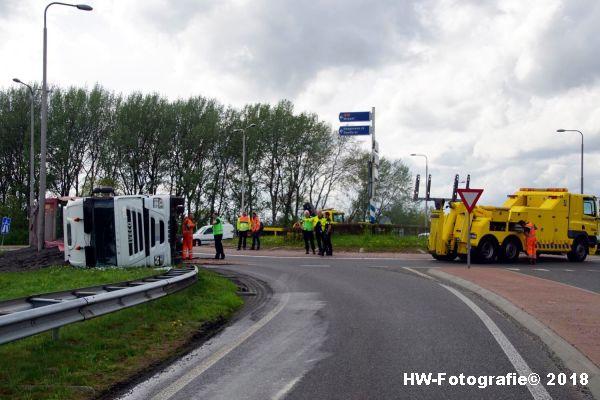 Henry-Wallinga©-Ongeval-Rotonde-Meppel-06