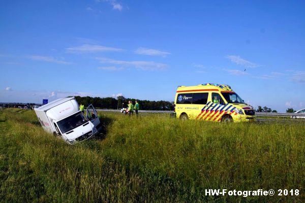 Henry-Wallinga©-Ongeval-Bakwagen-A28-Lichtmis-01