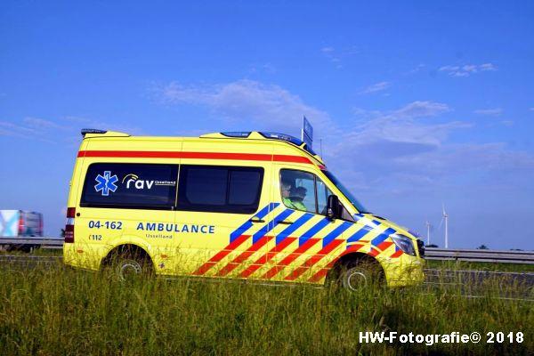 Henry-Wallinga©-Ongeval-Bakwagen-A28-Lichtmis-02