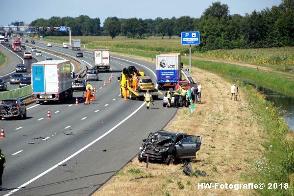 Henry-Wallinga©-Ongeval-Auto-Vrachtauto-A28-Staphorst-01