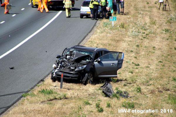 Henry-Wallinga©-Ongeval-Auto-Vrachtauto-A28-Staphorst-02