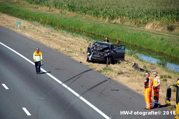 Henry-Wallinga©-Ongeval-Auto-Vrachtauto-A28-Staphorst-07