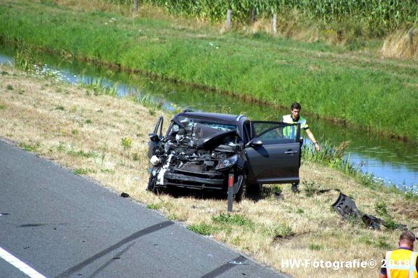 Henry-Wallinga©-Ongeval-Auto-Vrachtauto-A28-Staphorst-10