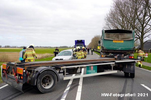Henry-Wallinga©-Ongeval-Vrachtwagen-Auto-Dijk-N331-Zwartsluis-02