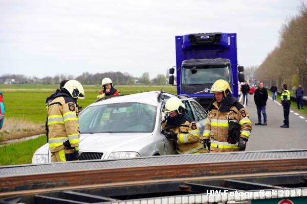 Henry-Wallinga©-Ongeval-Vrachtwagen-Auto-Dijk-N331-Zwartsluis-03