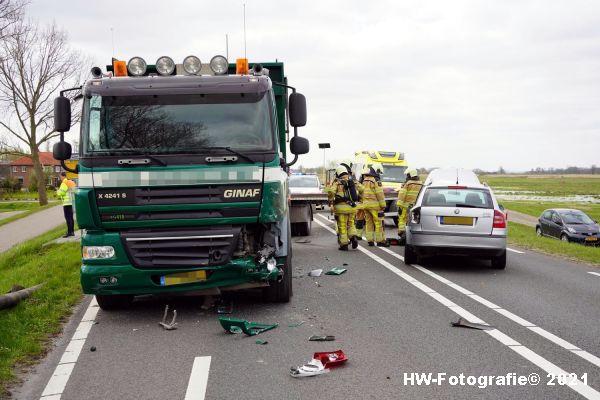 Henry-Wallinga©-Ongeval-Vrachtwagen-Auto-Dijk-N331-Zwartsluis-04