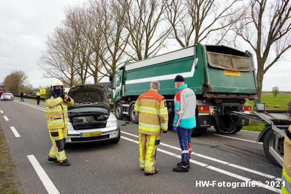 Henry-Wallinga©-Ongeval-Vrachtwagen-Auto-Dijk-N331-Zwartsluis-05