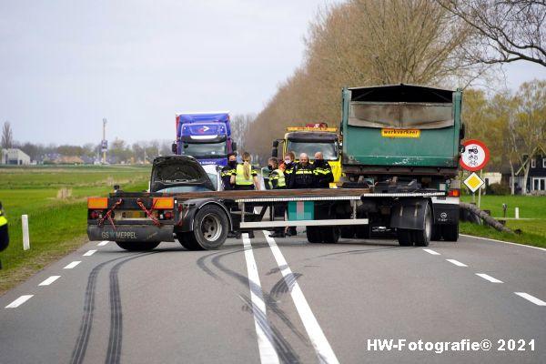 Henry-Wallinga©-Ongeval-Vrachtwagen-Auto-Dijk-N331-Zwartsluis-10