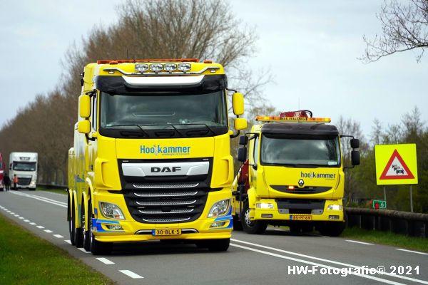 Henry-Wallinga©-Ongeval-Vrachtwagen-Auto-Dijk-N331-Zwartsluis-11