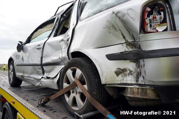 Henry-Wallinga©-Ongeval-Vrachtwagen-Auto-Dijk-N331-Zwartsluis-14