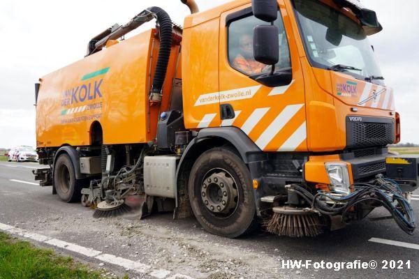 Henry-Wallinga©-Ongeval-Vrachtwagen-Auto-Dijk-N331-Zwartsluis-15