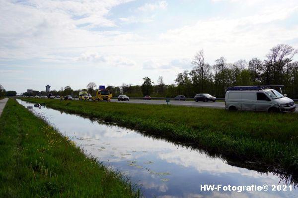 Henry-Wallinga©-Ongeval-Auto-Bestelbus-A28-07
