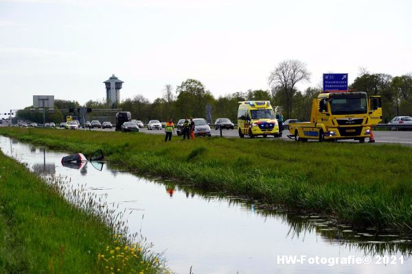 Henry-Wallinga©-Ongeval-Auto-Bestelbus-A28-08