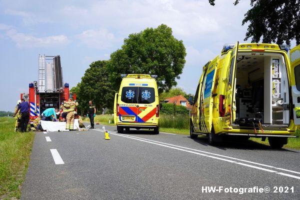 Henry-Wallinga©-Ongeval-Zomerdijk-Tractor-Busje-Zwartsluis-02