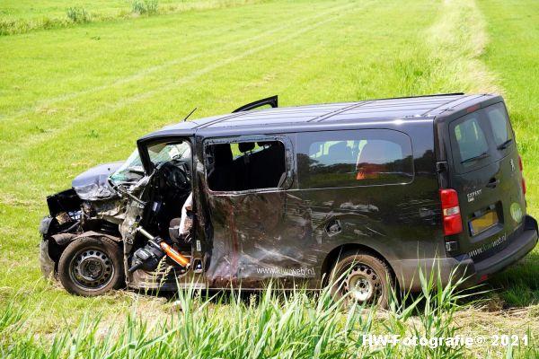 Henry-Wallinga©-Ongeval-Zomerdijk-Tractor-Busje-Zwartsluis-05