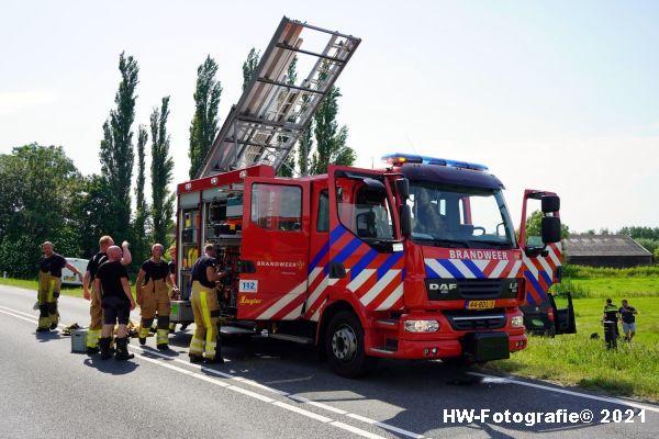 Henry-Wallinga©-Ongeval-Zomerdijk-Tractor-Busje-Zwartsluis-07