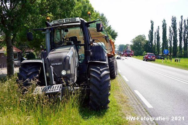 Henry-Wallinga©-Ongeval-Zomerdijk-Tractor-Busje-Zwartsluis-08