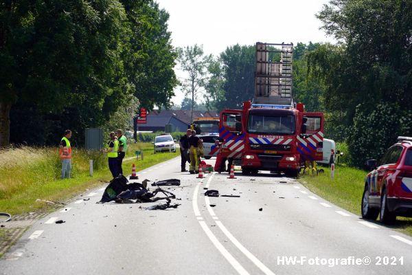 Henry-Wallinga©-Ongeval-Zomerdijk-Tractor-Busje-Zwartsluis-09