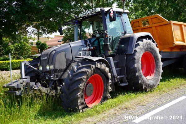 Henry-Wallinga©-Ongeval-Zomerdijk-Tractor-Busje-Zwartsluis-10
