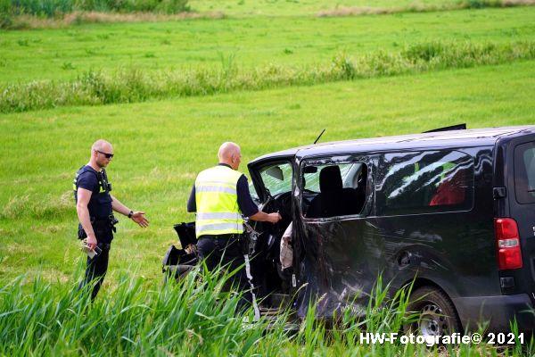 Henry-Wallinga©-Ongeval-Zomerdijk-Tractor-Busje-Zwartsluis-13