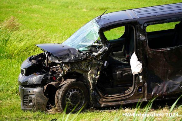 Henry-Wallinga©-Ongeval-Zomerdijk-Tractor-Busje-Zwartsluis-17