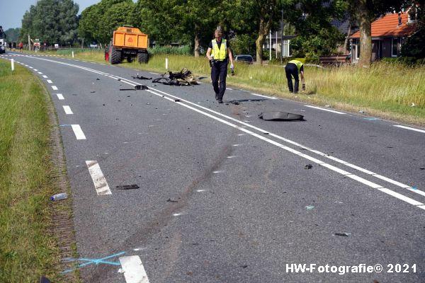 Henry-Wallinga©-Ongeval-Zomerdijk-Tractor-Busje-Zwartsluis-20
