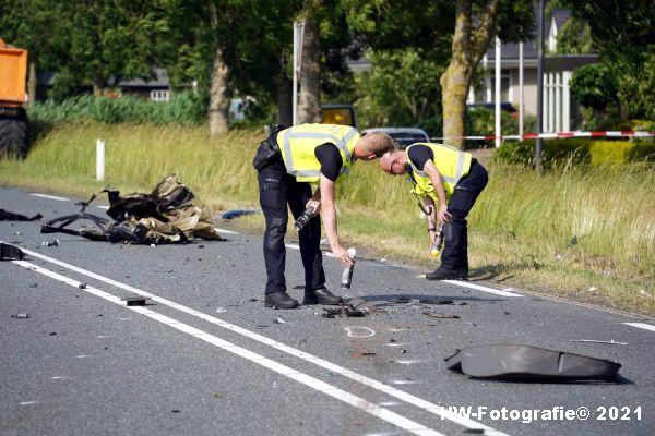 Henry-Wallinga©-Ongeval-Zomerdijk-Tractor-Busje-Zwartsluis-21
