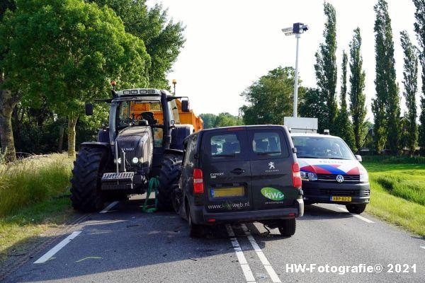 Henry-Wallinga©-Ongeval-Zomerdijk-Tractor-Busje-Zwartsluis-23
