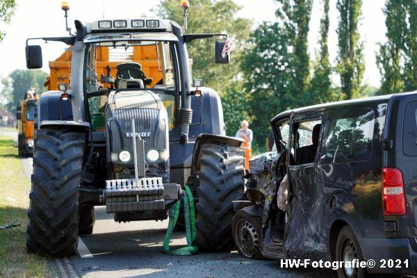 Henry-Wallinga©-Ongeval-Zomerdijk-Tractor-Busje-Zwartsluis-25